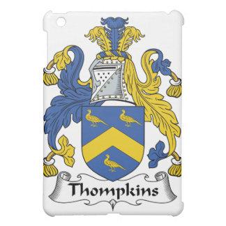 Escudo de la familia de Thompkins