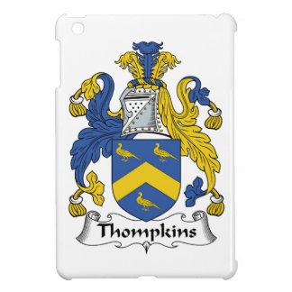 Escudo de la familia de Thompkins iPad Mini Cárcasas