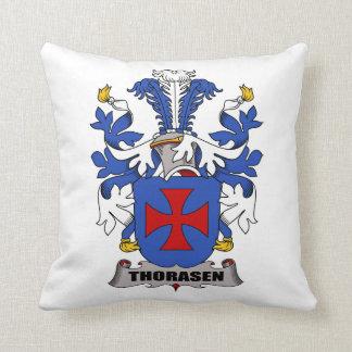 Escudo de la familia de Thorasen Almohada