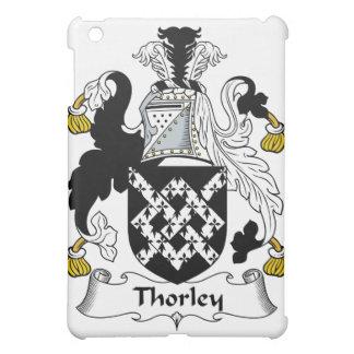 Escudo de la familia de Thorley