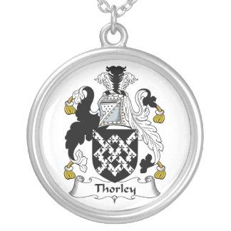 Escudo de la familia de Thorley Collar