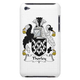Escudo de la familia de Thorley Case-Mate iPod Touch Coberturas