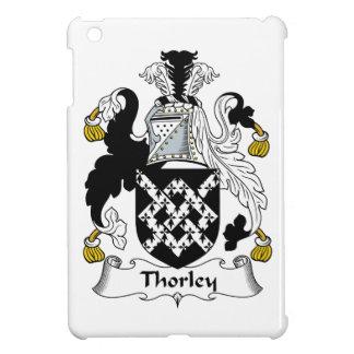 Escudo de la familia de Thorley iPad Mini Carcasas