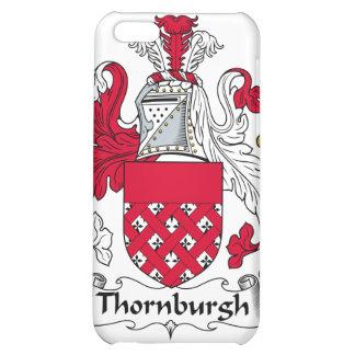 Escudo de la familia de Thornburgh