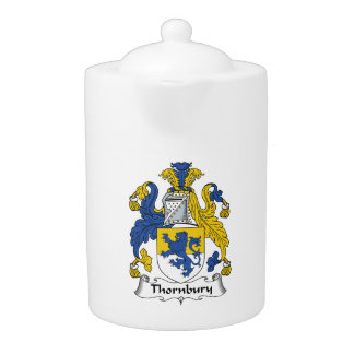Escudo de la familia de Thornbury