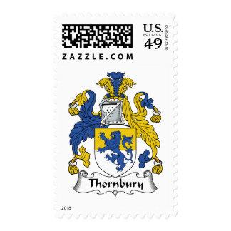 Escudo de la familia de Thornbury Envio