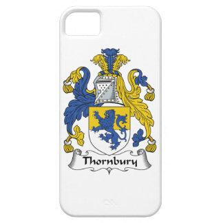 Escudo de la familia de Thornbury iPhone 5 Case-Mate Carcasa
