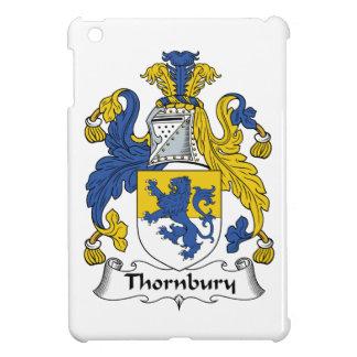 Escudo de la familia de Thornbury iPad Mini Cárcasas