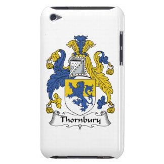 Escudo de la familia de Thornbury iPod Touch Funda
