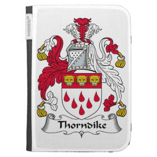 Escudo de la familia de Thorndike