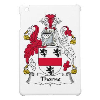 Escudo de la familia de Thorne