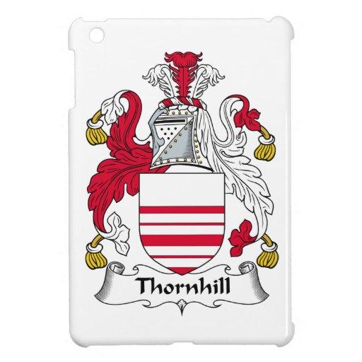 Escudo de la familia de Thornhill iPad Mini Protector