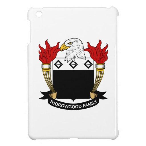 Escudo de la familia de Thorowgood