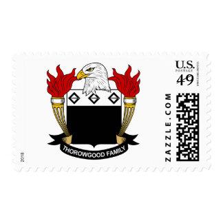 Escudo de la familia de Thorowgood Envio