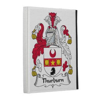 Escudo de la familia de Thurburn