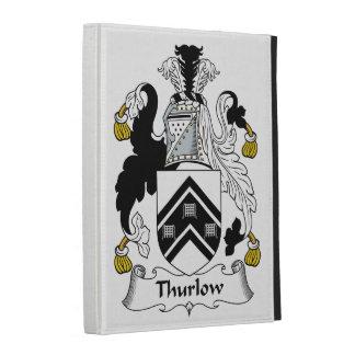 Escudo de la familia de Thurlow