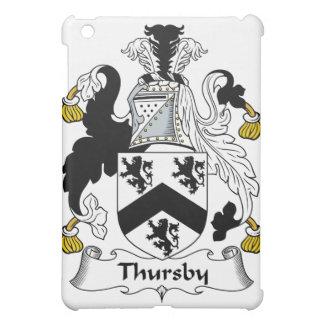 Escudo de la familia de Thursby