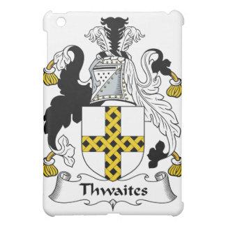 Escudo de la familia de Thwaites
