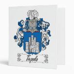 Escudo de la familia de Tiepolo