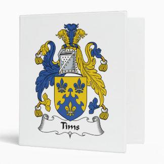 Escudo de la familia de Tims