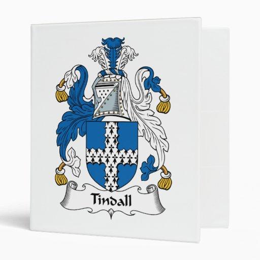 Escudo de la familia de Tindall