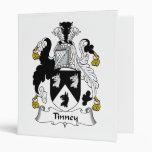 Escudo de la familia de Tinney