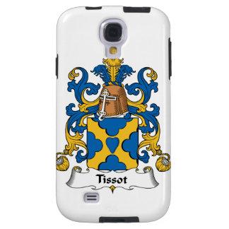 Escudo de la familia de Tissot Funda Para Galaxy S4