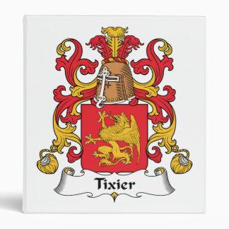 Escudo de la familia de Tixier