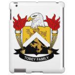 Escudo de la familia de Tobey
