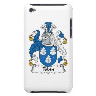 Escudo de la familia de Tobin Barely There iPod Carcasa