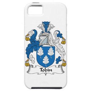 Escudo de la familia de Tobin iPhone 5 Case-Mate Fundas