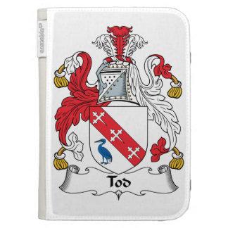 Escudo de la familia de Tod