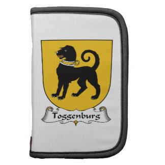 Escudo de la familia de Toggenburg Organizadores