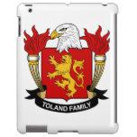 Escudo de la familia de Toland