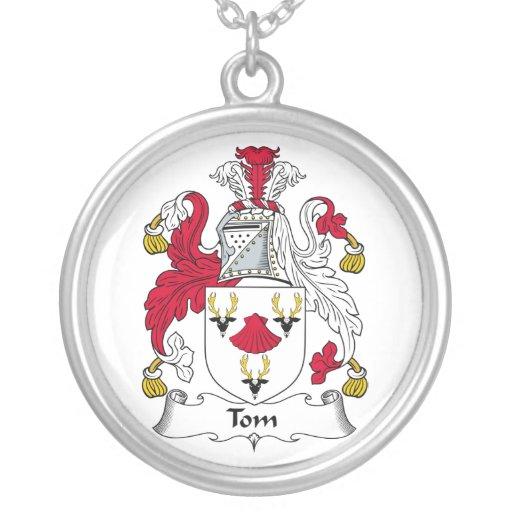 Escudo de la familia de Tom Joyerias