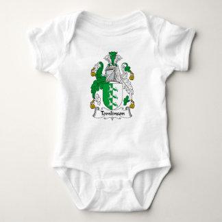 Escudo de la familia de Tomlinson Camisas