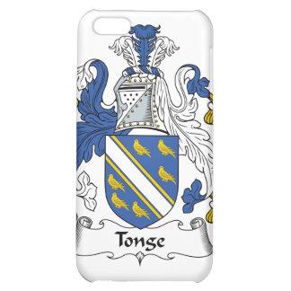 Escudo de la familia de Tonge