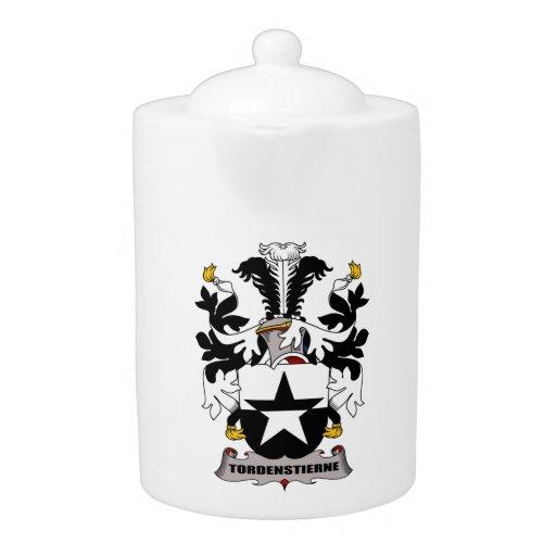 Escudo de la familia de Tordenstierne