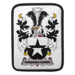Escudo de la familia de Tordenstierne Mangas De iPad