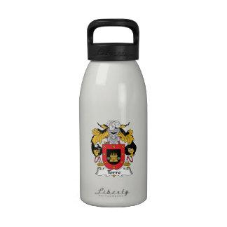 Escudo de la familia de Torre Botella De Agua