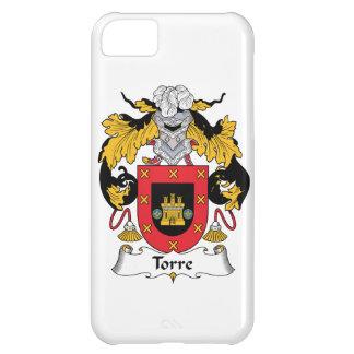 Escudo de la familia de Torre Funda Para iPhone 5C