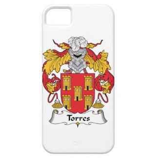 Escudo de la familia de Torres iPhone 5 Cárcasas