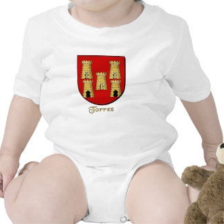 Escudo de la familia de Torres Trajes De Bebé