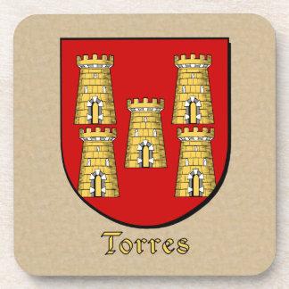 Escudo de la familia de Torres Posavasos