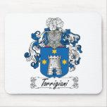 Escudo de la familia de Torrigiani Alfombrilla De Ratón