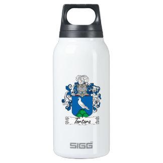 Escudo de la familia de Tortora Botella Isotérmica De Agua