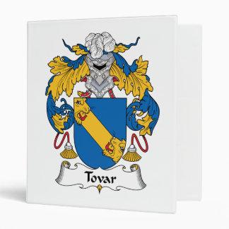 Escudo de la familia de Tovar