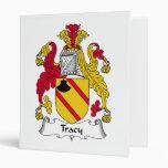 Escudo de la familia de Tracy