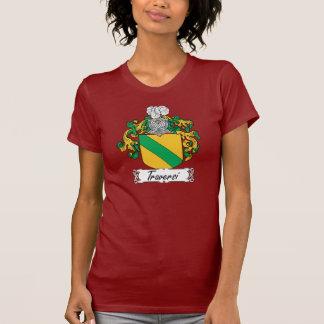 Escudo de la familia de Traversi Camiseta