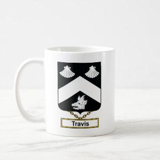 Escudo de la familia de Travis Taza Clásica
